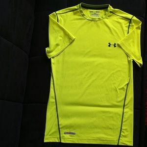 Under Armour Fitted Heat Gear Shirt
